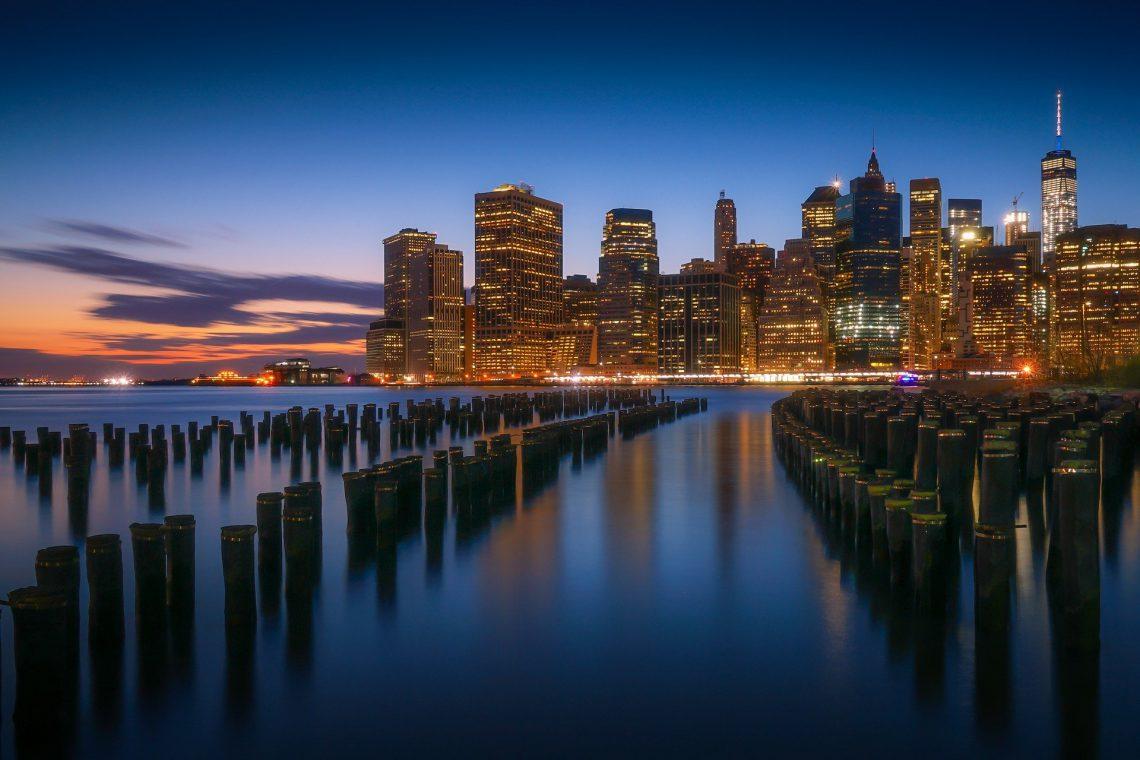 Un paseo por la ciudad de Nueva York